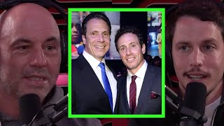 The Fakeness of the Cuomo's Bothers Tony Hinchcliffe