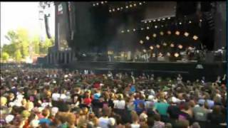 Them Crooked Vultures - Elephants (live @ Rock Werchter 2010)