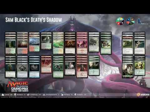 GP Dallas, Round 11 - Sam Black (Death's Shadow Aggro) vs. Craig Wescoe (B/W Eldrazi & Taxes)