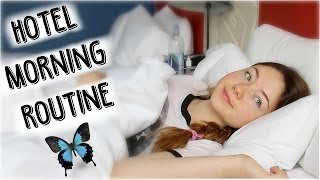 Morning Routine: NYC Hotel Edition! | Meredith Foster thumbnail