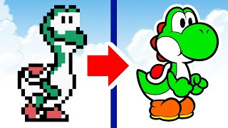 The History of Yoshi's Development