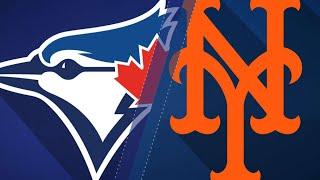 Happ dominates Mets in 12-1 rout: 5/16/18