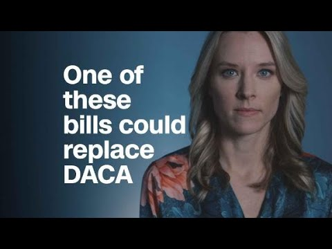One of these bills could replace DACA