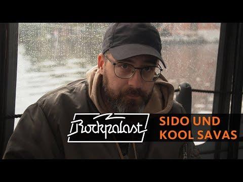 Sido und Kool Savas | BACKSTAGE | Rockpalast | 2017