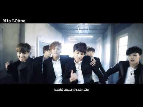 BTS (Bangtan boys) Boy In Luv [ Arabic sub ] مترجم عربي
