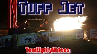 Tuff Jet Racing at Real Street Drags #Jetcar
