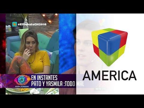 Matías Portillo, durísimo con Yasmila: No le creo ni el hola