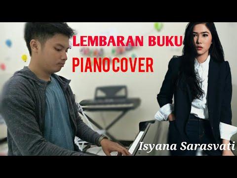 Isyana Sarasvati - Lembaran Buku Piano Cover Kelas Musik