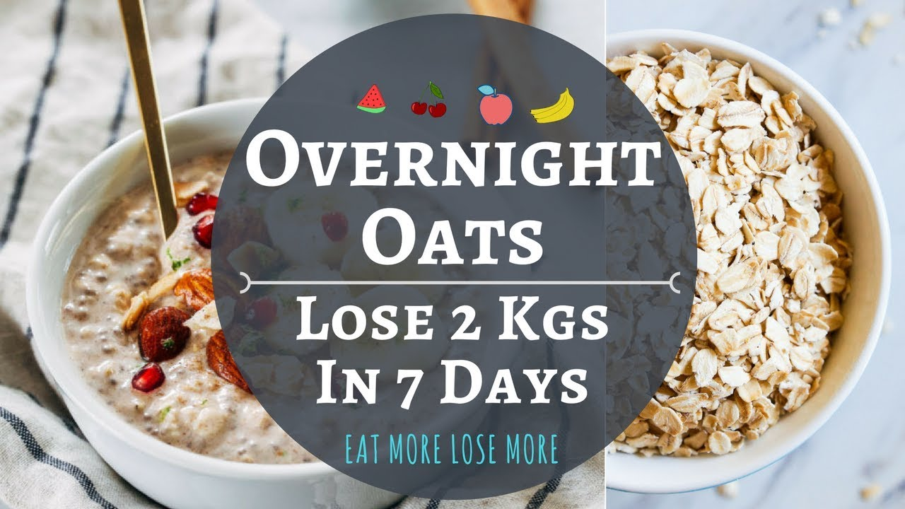 How is weight loss overnight