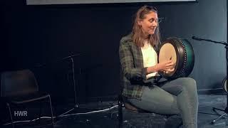 Teacher's Recital: Siobhán O'Donnell (1), lilting & bodhrán, Craiceann Bodhrán Festival 2019
