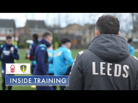 Inside Training: Hard work and focus at Thorp Arch ahead of Forest clash