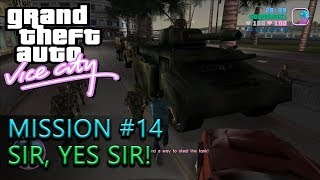 Grand Theft Auto: Vice City - Mission #14 - Sir, Yes Sir! | 1440p 60fps