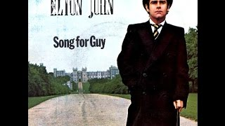 Скачать Elton John Song For Guy 1978