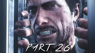THE EVIL WITHIN 2 Walkthrough Gameplay Part 26 - Myra (PS4 Pro)