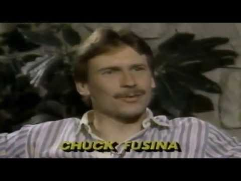 USFL Control Central 1984 - Interview with Stars QB Chuck Fusina
