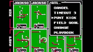 Tecmo Super Bowl 2014 (tecmobowl.org hack) - Netplay Tournament Week 8: hightoes vs Davideo7 - User video