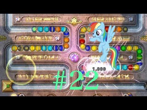 Luxor HD Expert Mode - Episode 22 : Ibis and His Flight |