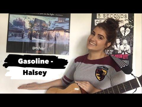 Gasoline - Halsey Guitar Cover