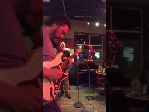Blues Jam at Jasper Hill Cafe with Pete Henderson