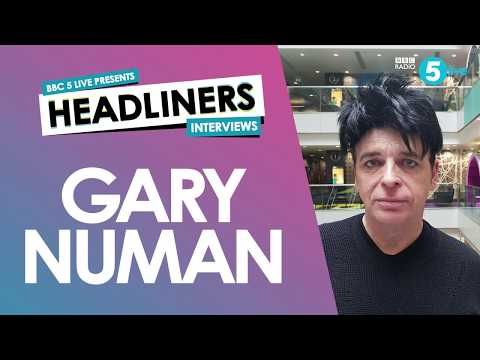 Gary Numan talks 'Savage', Asperger's and the song that saved his marriage