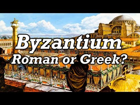 Were the Byzantines Actually Romans?