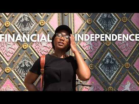 My Plan for FINANCIAL INDEPENDENCE (FIRE) in 5 YEARS, Optional Retire Early | FINANCIAL FREEDOM Goal