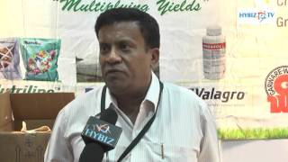 Mahesh Iyer - sumukha Farm Products - AgriHorti Tech India - Hybiz