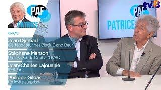 PAF – Patrice and Friends – Emission du samedi 30 septembre 2017