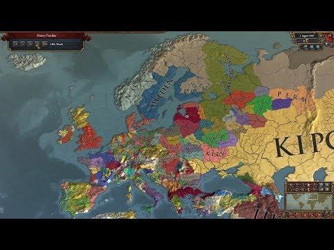 Europa Universalis IV Mod: Veritas et Fortitudo an in-depth look