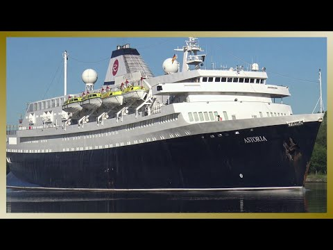 MV ASTORIA | A Ship full of History | Passage Nord-Ostsee-Kanal