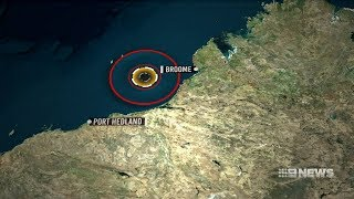 Broome Earthquake Aftershocks | 9 News Perth