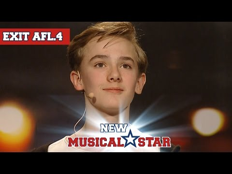 Exit Ferron | Aflevering 4 | New Musical Star