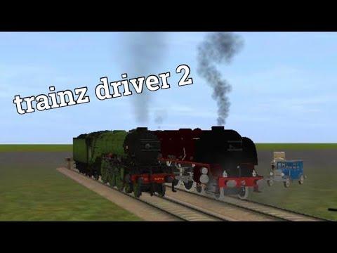 Trainz driver 2 flying Scotsman vs duchess |