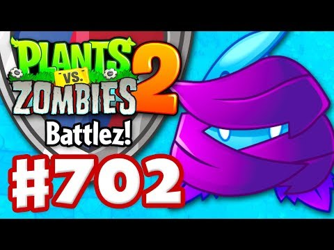 CONCEAL-MINT New Power Mint - Plants vs Zombies 2 - Gameplay Walkthrough Part 702