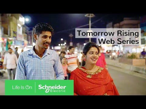 Tomorrow Rising & Schneider's International Energy Training Program | Schneider Electric