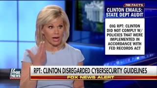 Hillary Clinton Slammed by State Department over email Use