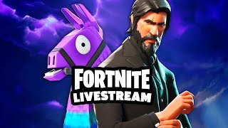 Fortnite, playing with subs, road to 300 subs