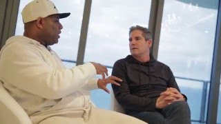 An Evening with Grant Cardone and Eric Thomas - Behind the Scenes