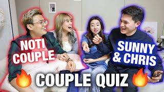 How Well Do You Know Your Partner Challenge Ft: Hansol [Korea Reomit] and Jeanette