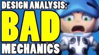 Mighty No. 9 Analysis: BAD Mechanics
