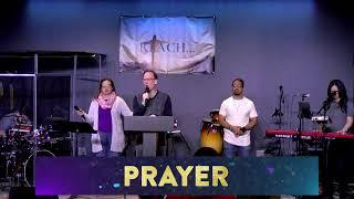 Wednesday Night Prayer Serטice -