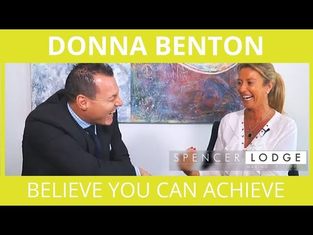 Donna Benton - Founder Of The Entertainer - The Secrets To Business In Dubai