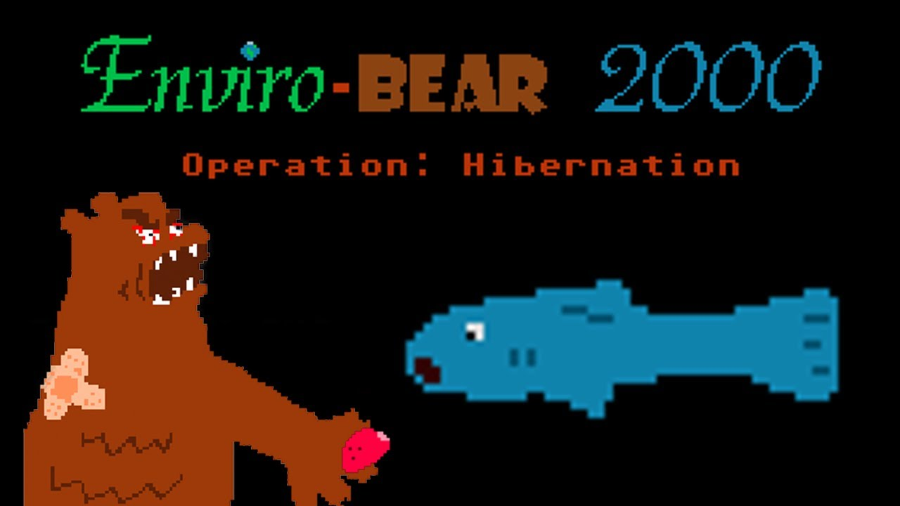 Enviro-Bear 2000   THE BEST GAME EVER - YouTube 23980542d05