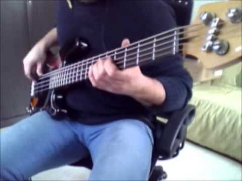 Killing In The Name | RATM Bass Cover