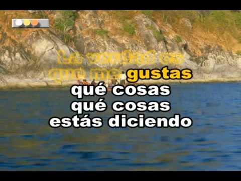 LOS TERRICOLAS - LA VERDAD ES QUE ME GUSTAS (Karaoke)