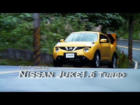 Nissan Juke 1.6 Turbo 跨界跑旅不受限 試駕