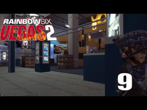 Vegas Convention Center - Rainbow Six Vegas 2 #Coop #60FPS #Realistisch #9