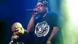 D12 - New Untitled Song 2015 (Moscow, Russia, RED Club, 09/07/2015)