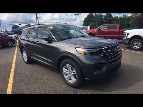 2020 Ford Explorer Sayre, Towanda, Owego, Elmira, Tunkhannock, PA FT3522