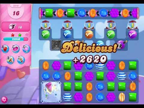 Candy Crush Saga Levels 3216-3230
